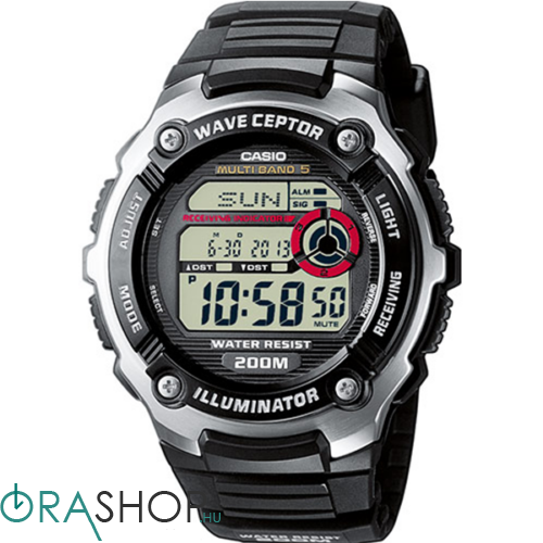 Casio férfi óra - WV-200E-1AVEF - Radio Controlled