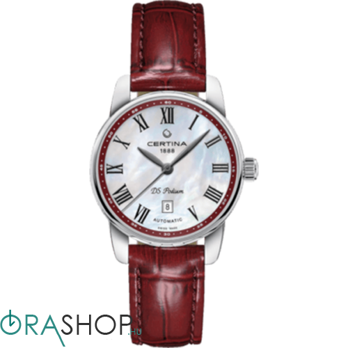 Certina női óra - C001.007.16.423.00 - Ds Podium Lady Automatic