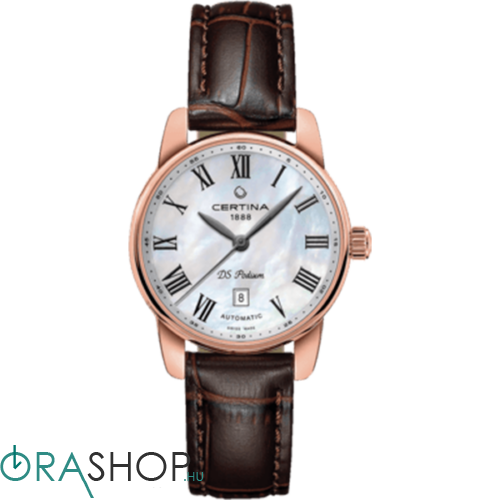Certina női óra - C001.007.36.113.00 - Ds Podium Lady Automatic