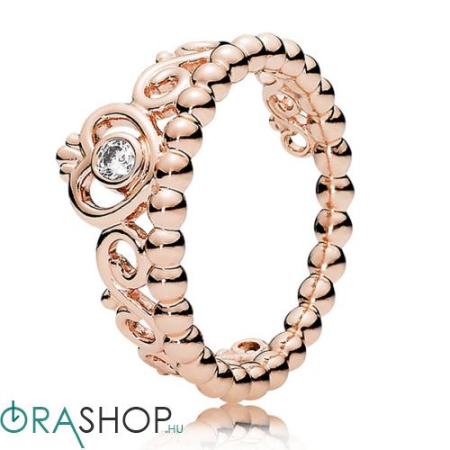 Pandora tiara gyűrű - 180880CZ