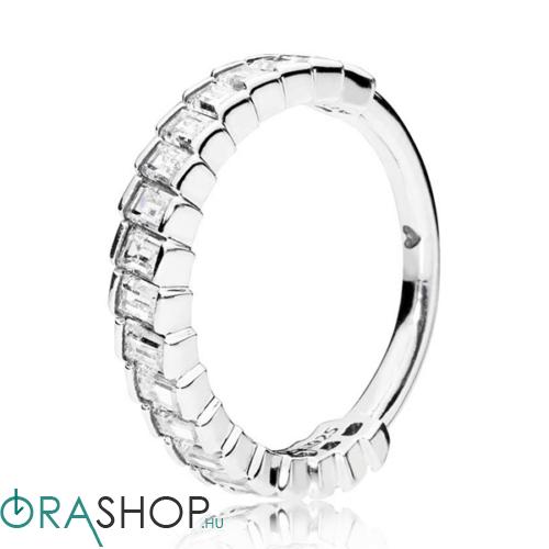 Pandora jeges szépség gyűrű - 197744CZ