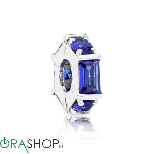 Pandora kék jégszilánk spacer - 797529NSBL