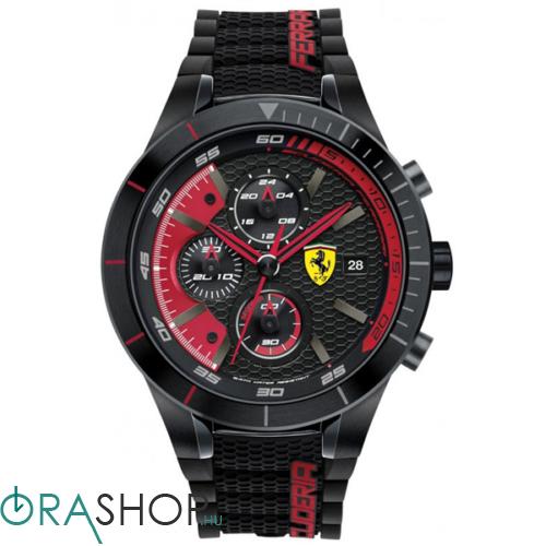 Scuderia Ferrari férfi óra - 0830260 - Redrev Evo