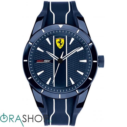 Scuderia Ferrari férfi óra - 0830541 - Redrev