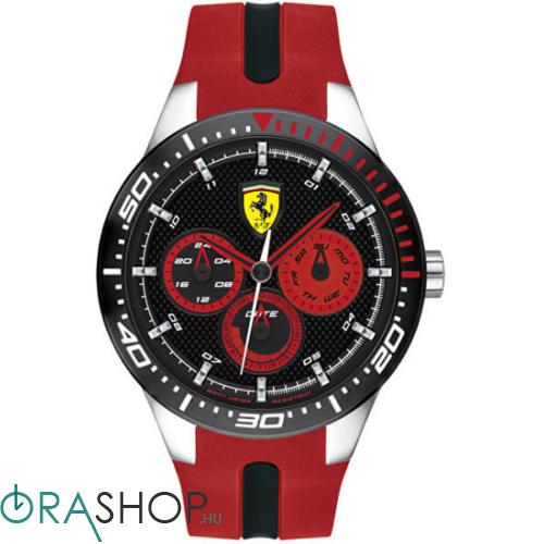 Scuderia Ferrari férfi óra - 0830586 - Redrev