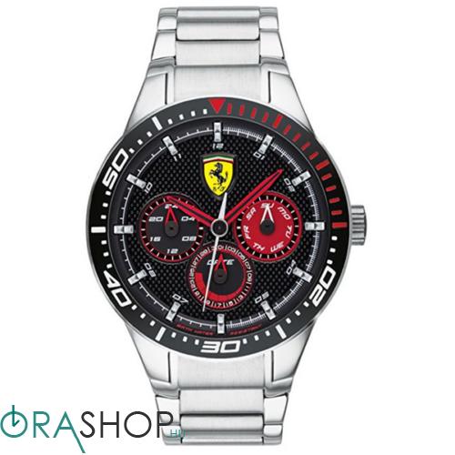 Scuderia Ferrari férfi óra - 0830589 - Redrev
