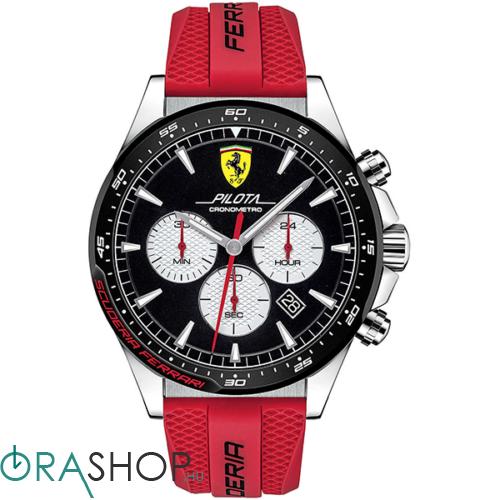 Scuderia Ferrari férfi óra - 0830596 - Pilota