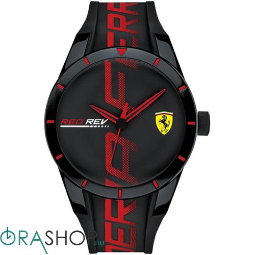 Scuderia Ferrari férfi óra - 0830614 - Redrev