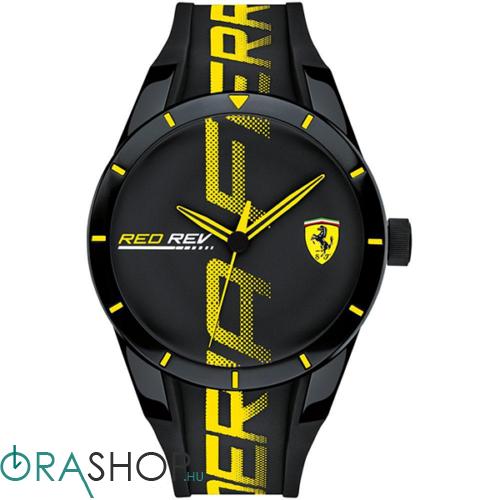 Scuderia Ferrari férfi óra - 0830615 - Redrev