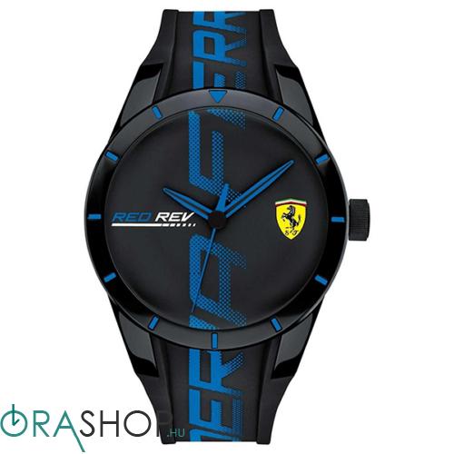 Scuderia Ferrari férfi óra - 0830616 - Redrev