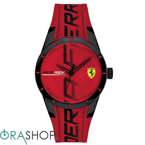 Scuderia Ferrari férfi óra - 0830617 - Redrev