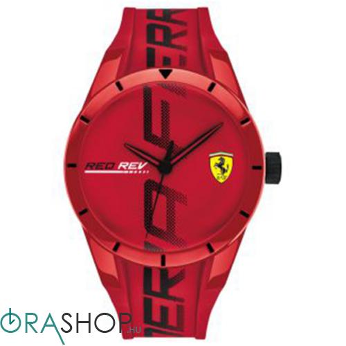 Scuderia Ferrari férfi óra - 0830618 - Redrev