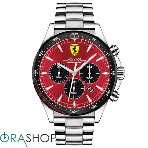 Scuderia Ferrari férfi óra - 0830619 - Pilota