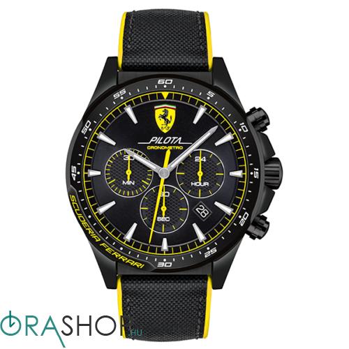 Scuderia Ferrari férfi óra - 0830622 - Pilota