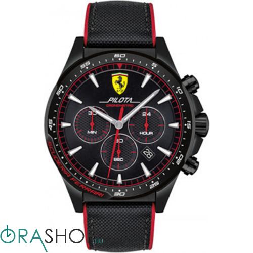 Scuderia Ferrari férfi óra - 0830623 - Pilota