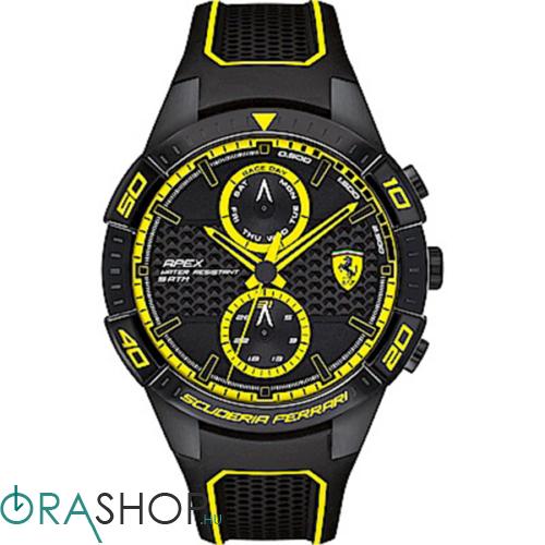 Scuderia Ferrari férfi óra - 0830633 - Apex