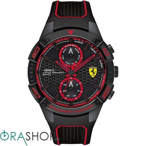 Scuderia Ferrari férfi óra - 0830634 - Apex