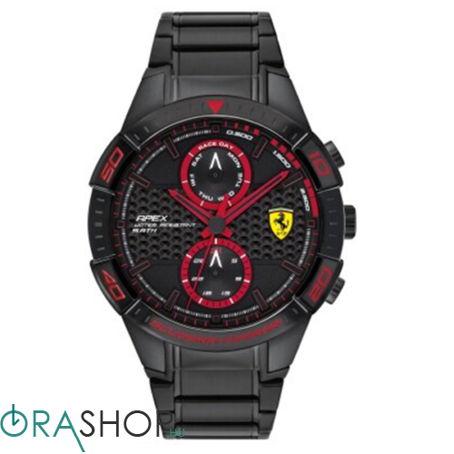 Scuderia Ferrari férfi óra - 0830635 - Apex