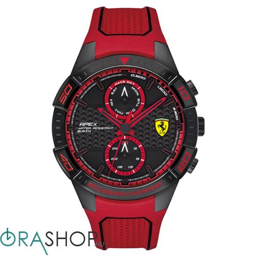 Scuderia Ferrari férfi óra - 0830639 - Apex