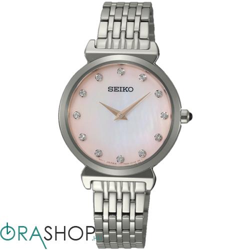 Seiko női óra - SFQ803P1 - Fémcsatos női