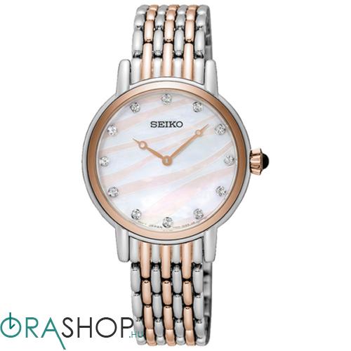 Seiko női óra - SFQ806P1 - Standard