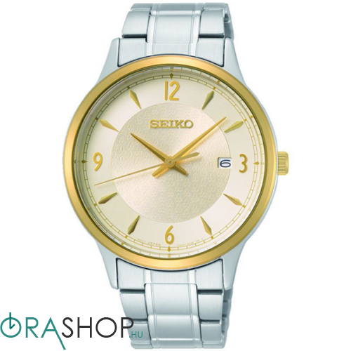 Seiko férfi óra - SGEH92P1 - Fémcsatos férfi