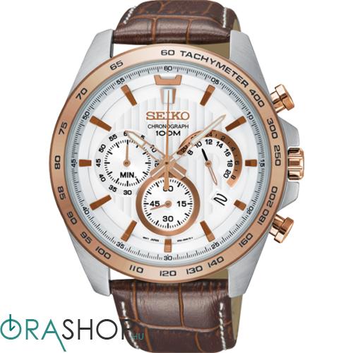 Seiko férfi óra - SSB306P1 - Chronograph