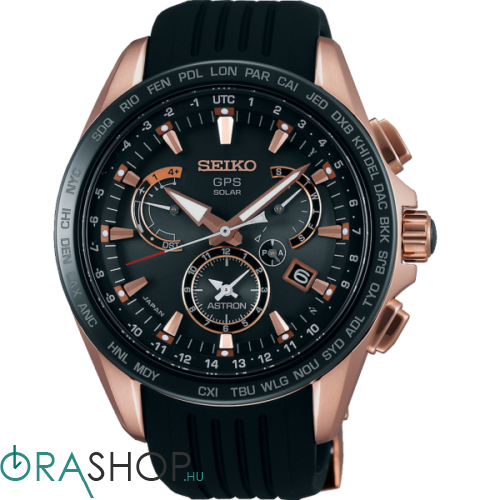Seiko férfi óra - SSE055J1 - Astron