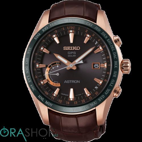 Seiko férfi óra - SSE096J1 - Astron