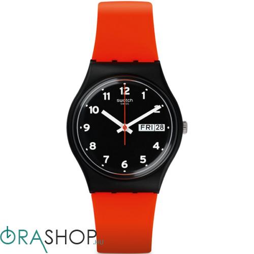 Swatch férfi óra - GB754 - Red Grin