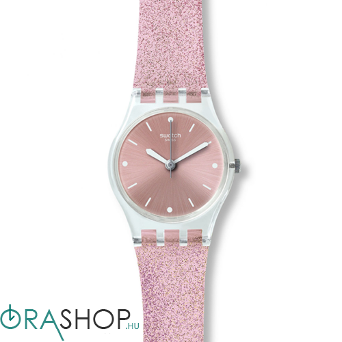 Swatch női óra - LK354C - Pinkindescent