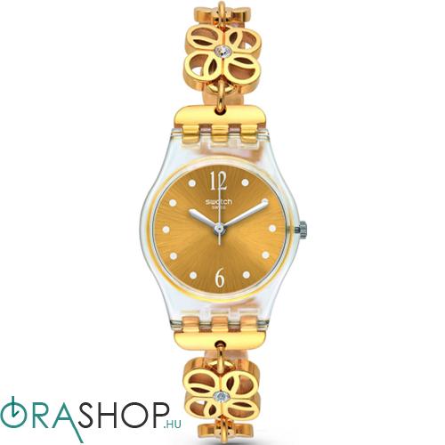 Swatch női óra - LK360G - Coup De Fleur