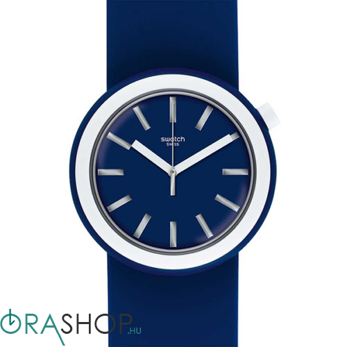 Swatch férfi óra - PNN103 - Navypop