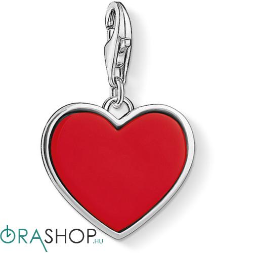 Thomas Sabo szív charm - 1471-337-10