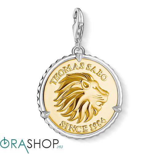 Thomas Sabo oroszlán charm - 1697-966-39