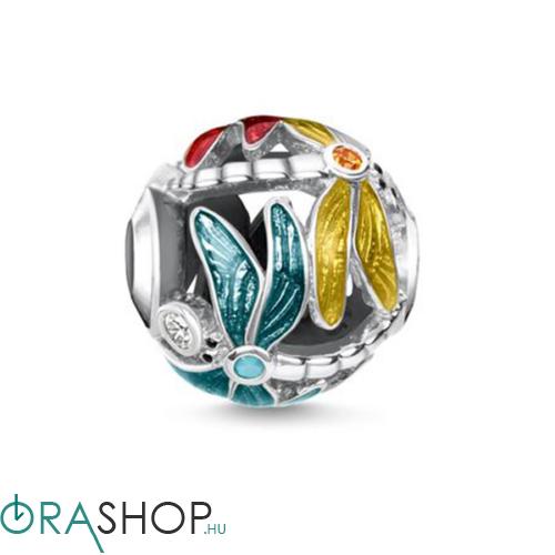 Thomas Sabo szitakötő gyöngy - K0315-340-7