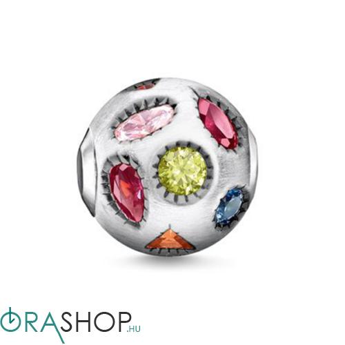 Thomas Sabo színes kövek gyöngy - K0318-318-7