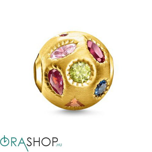 Thomas Sabo színes kövek gyöngy - K0319-996-7