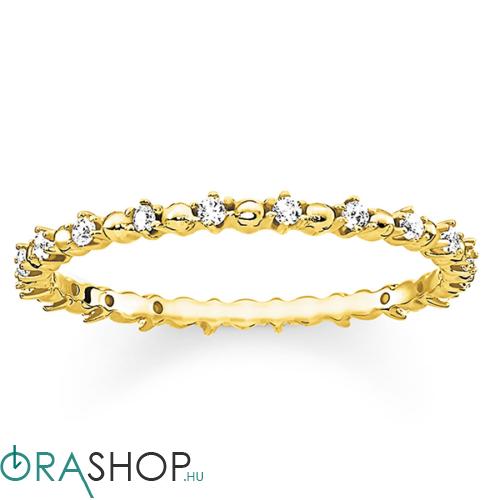 Thomas Sabo arany gyűrű - TR2153-414-14-52