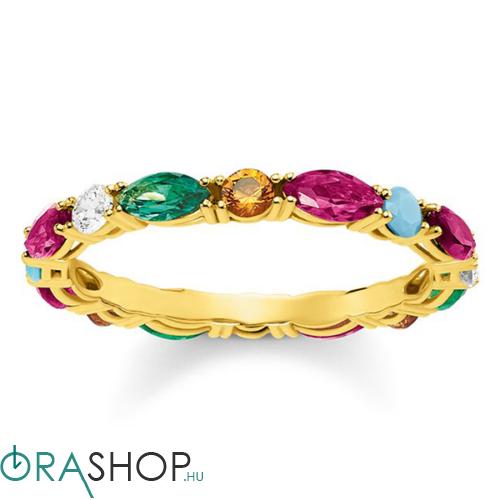 Thomas Sabo  gyűrű - TR2185-488-7-52