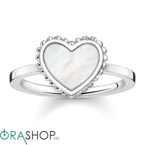 Thomas Sabo szív gyűrű - TR2187-029-14-52