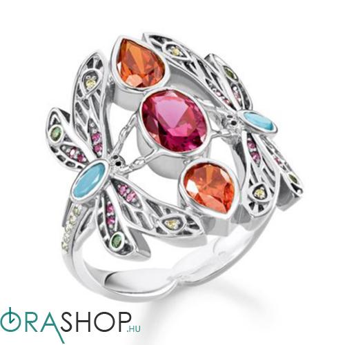 Thomas Sabo szitakötő gyűrű - TR2228-340-7