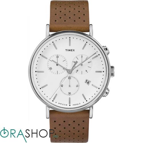 Timex férfi óra - TW2R26700 - The Fairfield Chronograph