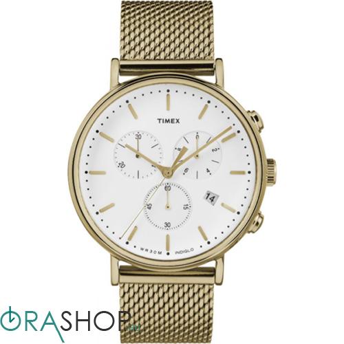 Timex férfi óra - TW2R27200 - The Fairfield Chronograph