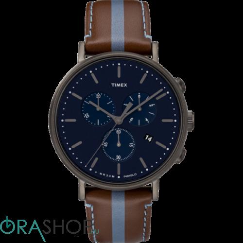 Timex férfi óra - TW2R37700 - Fairfield Chronograph