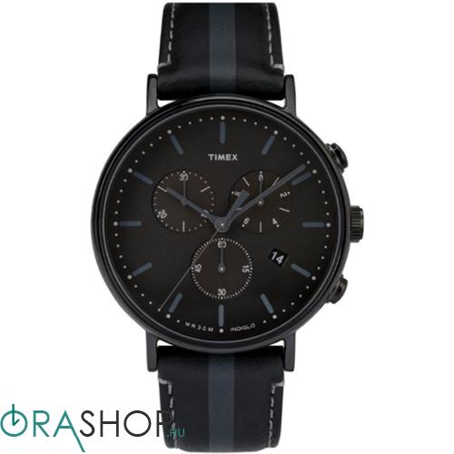 Timex férfi óra - TW2R37800 - Fairfield Chronograph
