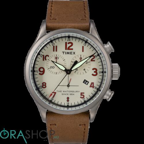 Timex férfi óra - TW2R38300 - Waterbury Traditional Chronograph