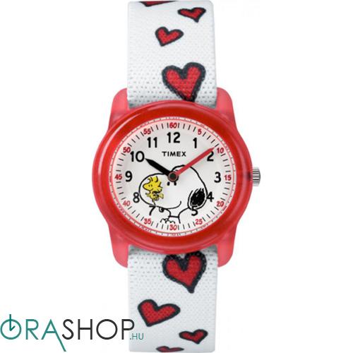 Timex gyerek óra - TW2R41600 - Timex x Peanuts – Snoopy & Hearts