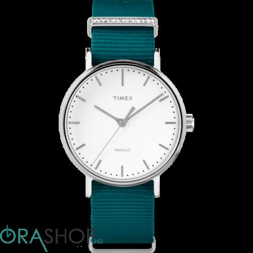 Timex női óra - TW2R49000 - Fairfield Women's Crystal