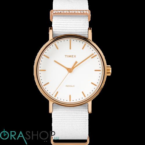 Timex női óra - TW2R49100 - Fairfield Women's Crystal